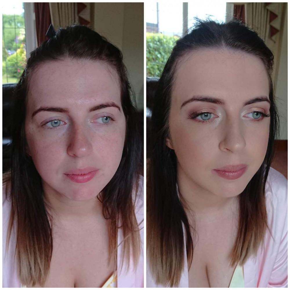 - Make Me Bridal Artist: Beautystyle. Photography by: My own image. #naturalmakeup #bridalmakeup #perfectmakeup #makeup