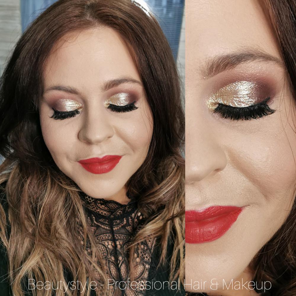 - Make Me Bridal Artist: Beautystyle. Photography by: My own image. #glamorous #bridalmakeup #bridalhairandmakeup #glambride #weddingmakeup #fullcoverage #fullglam