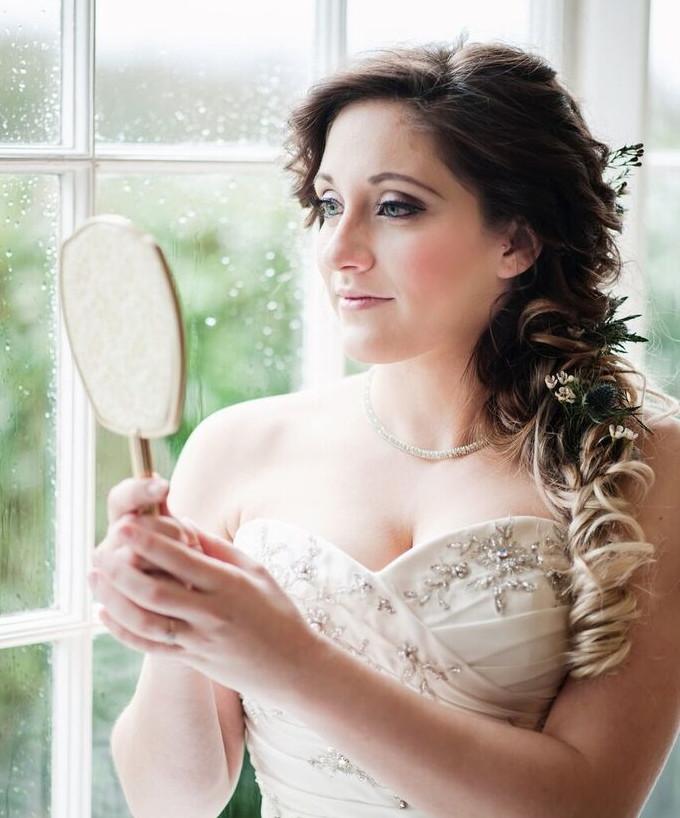 - Make Me Bridal Artist: Timeless Beauty by Louise. #subtlesmokeyeye #nudelip #flawlessbride #beautifulbridalmakeup #individuallashes