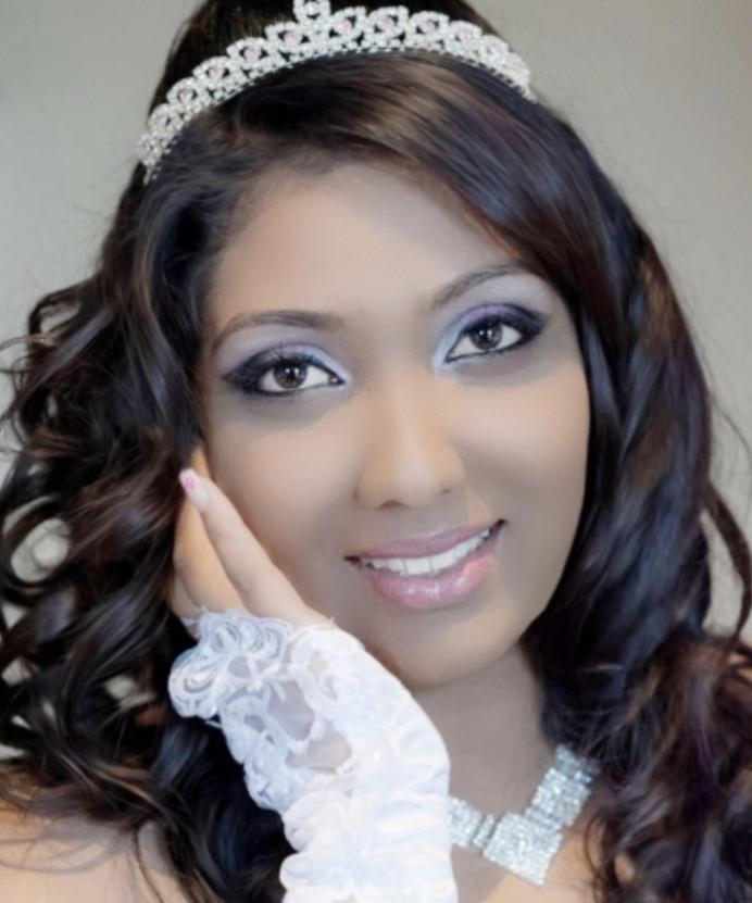 - Make Me Bridal Artist: Timeless Beauty by Louise. #glamorous #smokeyeye #smoky #falselashes #bridemakeup