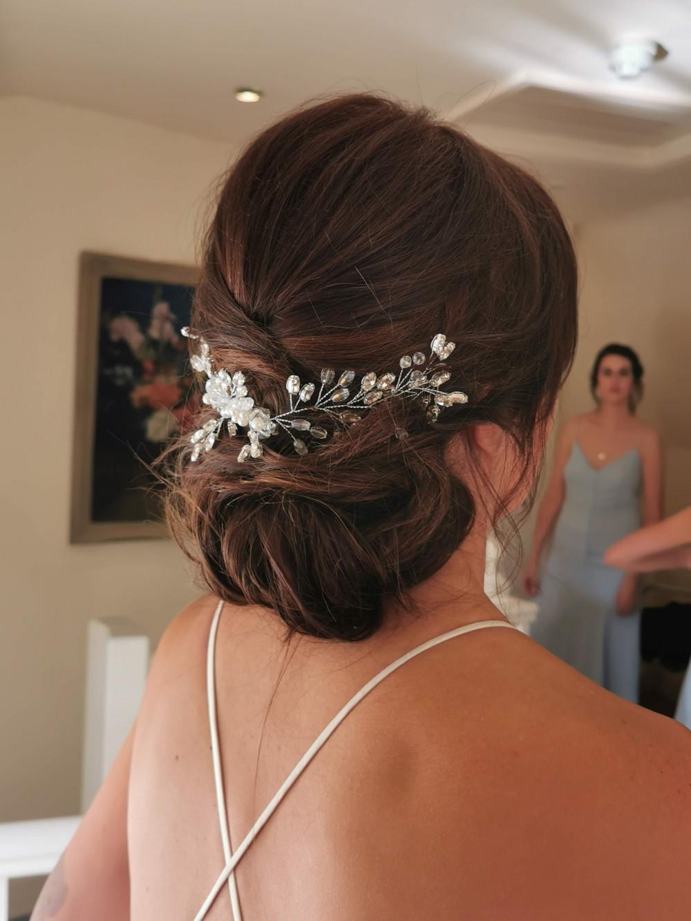 - Make Me Bridal Artist: Butterfly Hair & Makeup. #classic