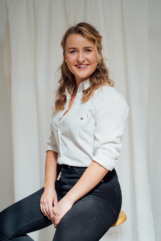 This is me, Agnė! - Make Me Bridal Artist: let's hair. Photography by: Alex Tome. #me #professionalportrait