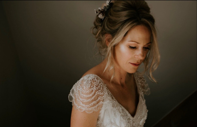 - Make Me Bridal Artist: Hair & Makeup by Faye Kenyon. #naturalmakeup #bridemakeup
