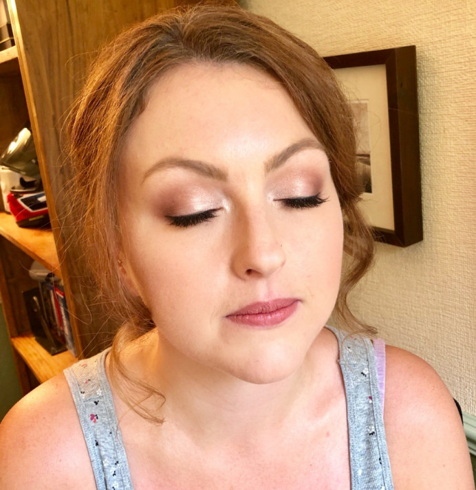 - Make Me Bridal Artist: Hair & Makeup by Faye Kenyon. #boho #bridalmakeup #makeuptrial