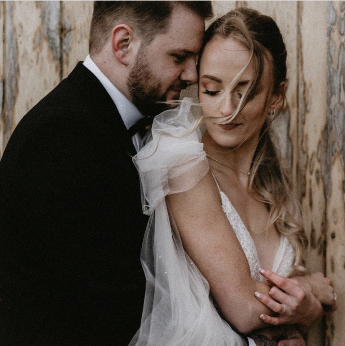 - Make Me Bridal Artist: Hair & Makeup by Faye Kenyon. Photography by: The Bridetribe photography. #classic #boho #bridemakeup