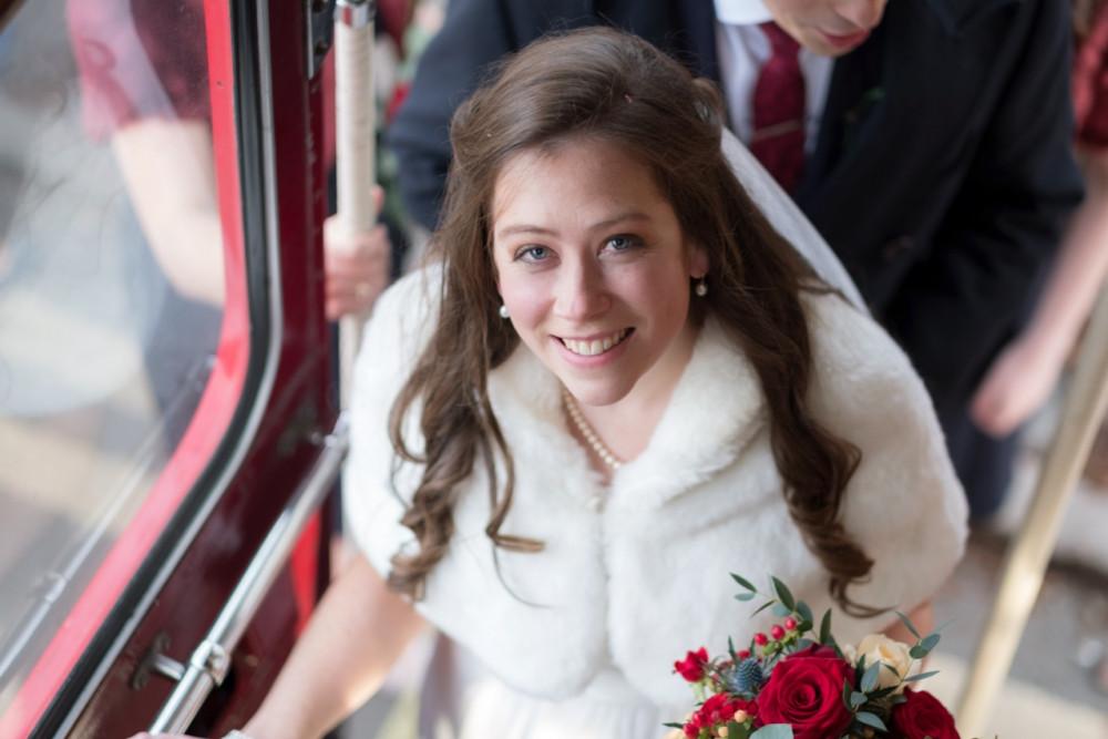 - Make Me Bridal Artist: Emma Olliff . Photography by: Jodi Hannagan. #classic #naturalmakeup #winterwedding