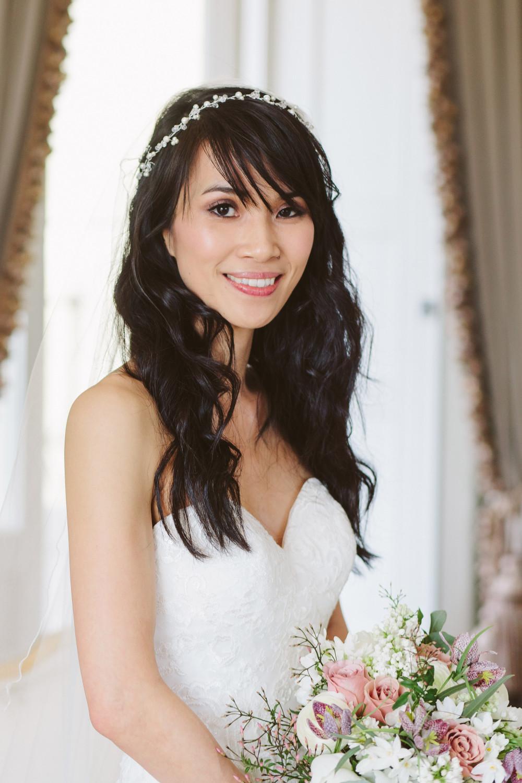 - Make Me Bridal Artist: Emma Olliff . Photography by: Sarah London. #elegant #natural