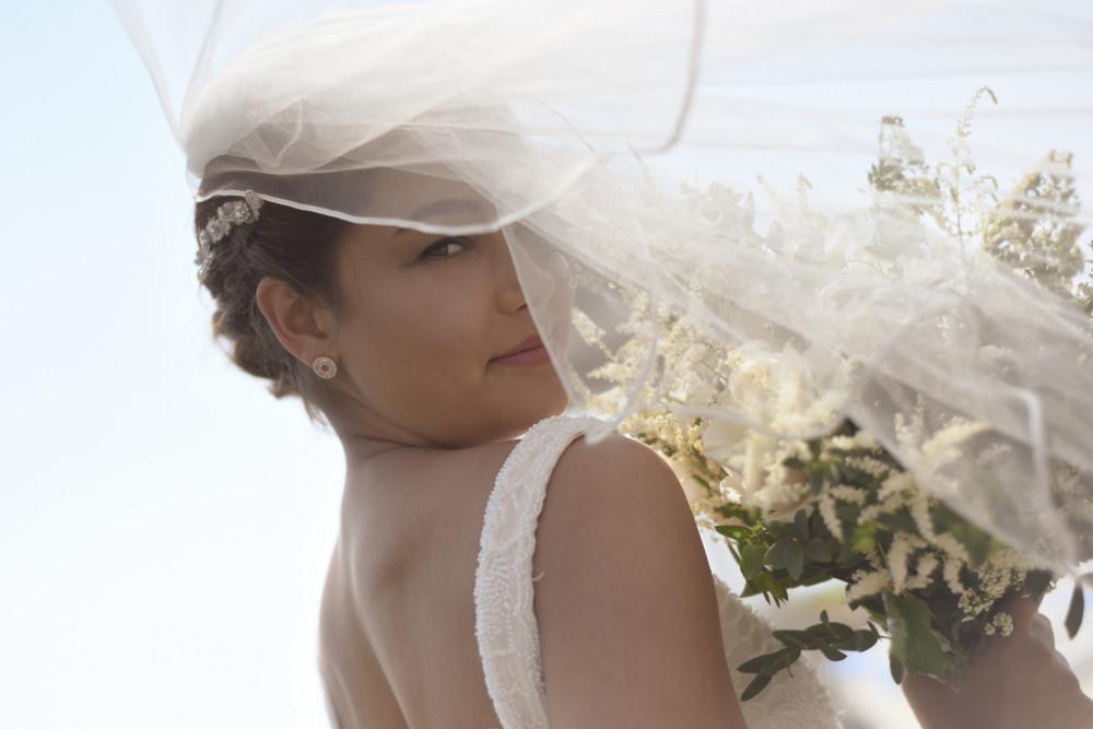 - Make Me Bridal Artist: Emma Olliff . Photography by: Jaqulyn Hamilton. #classic #naturalmakeup #updo #bohobride #beachwedding