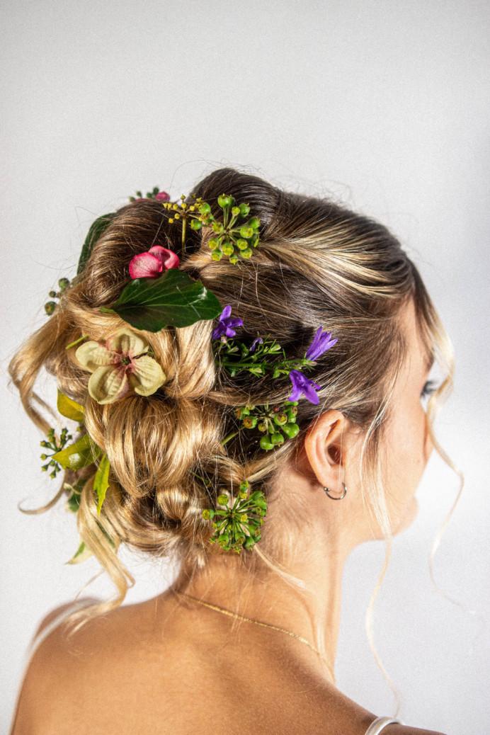 - Make Me Bridal Artist: Ellie Nightingale Makeup. #boho