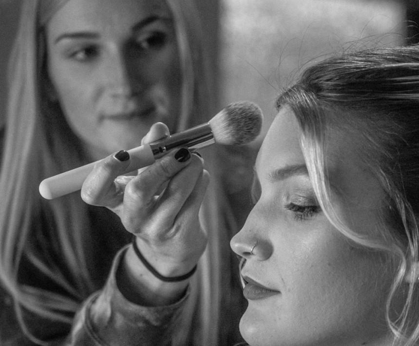 Ellie Nightingale Makeup