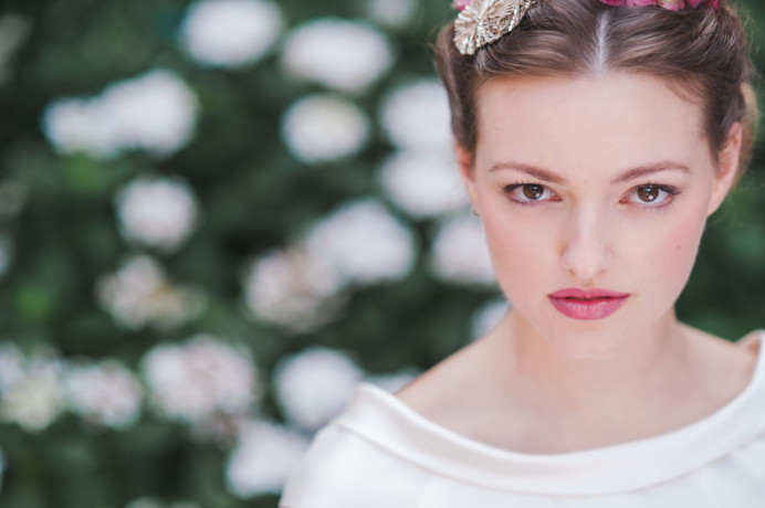 - Make Me Bridal Artist: Carolanne Armstrong Hair and Makeup. Photography by: Photography by Bea. #bridalmakeup #roselip #pretty #natural #flawless #pinks