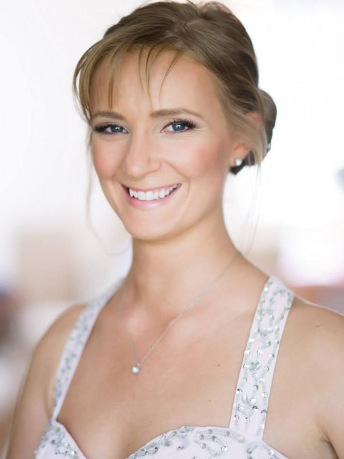 - Make Me Bridal Artist: Makeup By Elisa.