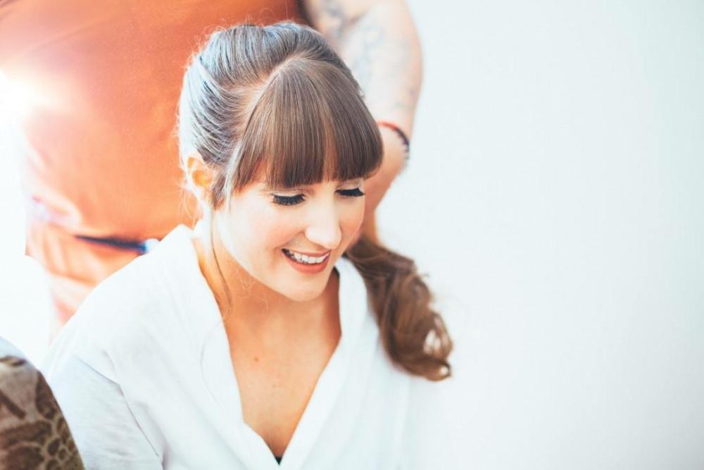 Makeup by me - Make Me Bridal Artist: Hannah joy mua . Photography by: John chapman photography. #boho