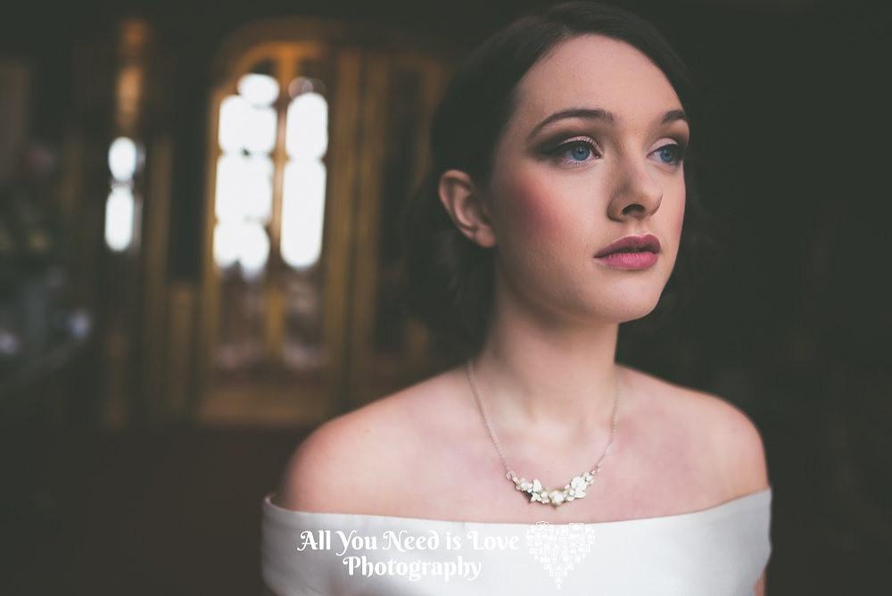 - Make Me Bridal Artist: Alison Martin Hair & Make-up. Photography by: Becki McPhillips. #classic #vintage #glamorous #bridalmakeup #bridalhair #perfectmakeup