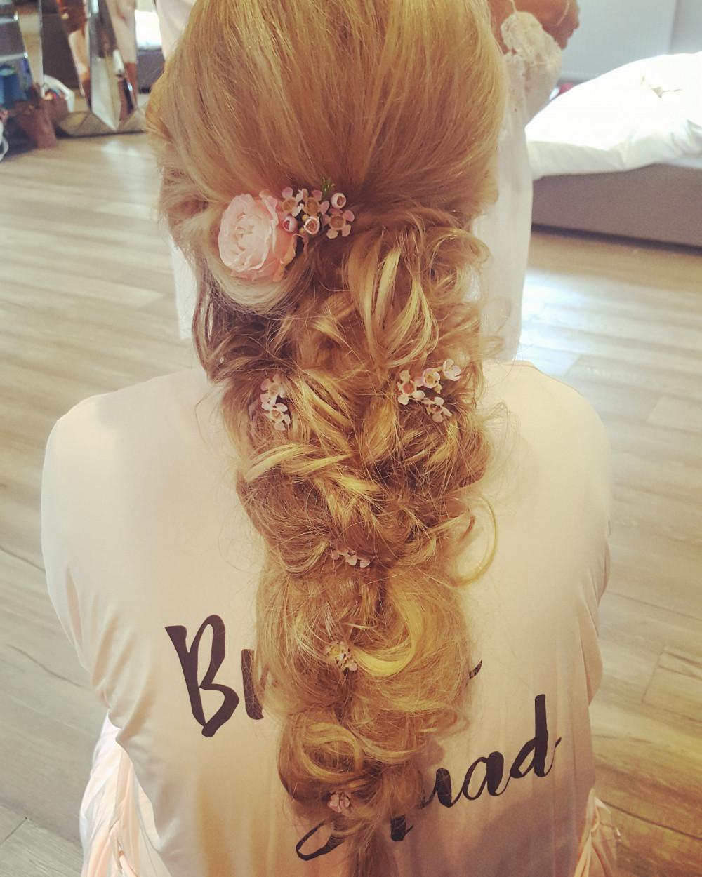 - Make Me Bridal Artist: Alison Martin Hair & Make-up.