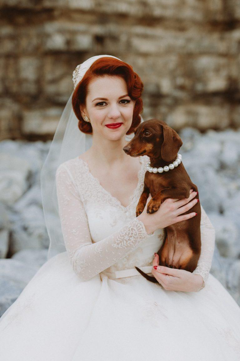Lucy's winter wedding - Make Me Bridal Artist: Emily Porter Makeup Artis.