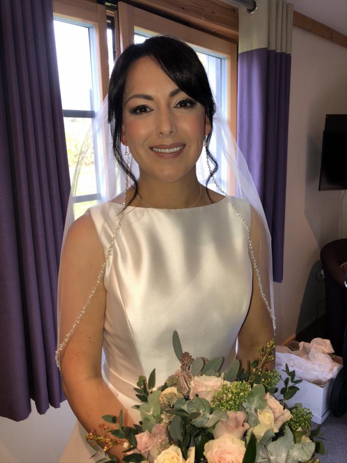 - Make Me Bridal Artist: Lara champion make-up. Photography by: Lara champion. #definedmakeup #pinks #definedcheeks #softglammakeup