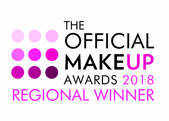 Freelance makeup artist of the year award for the North of England 2018. - Make Me Bridal Artist: Nicola Jane - Makeup Artist. #awardwinning #award #awardwinningmakeupartist