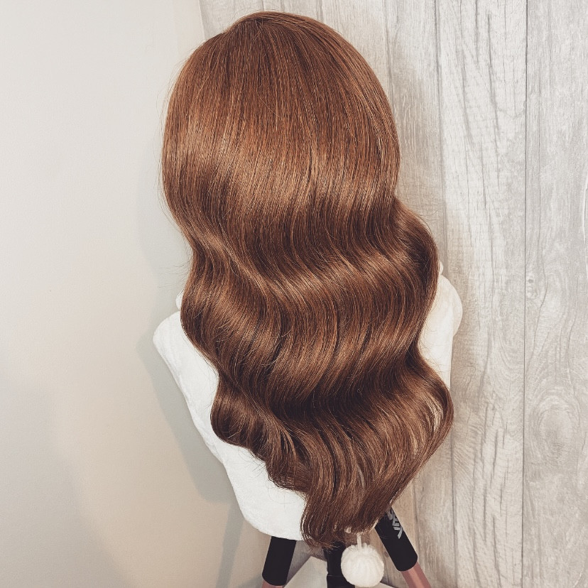 - Make Me Bridal Artist: Lauren Gent ✦ Hair & Makeup Artist. #classic #vintage #bridalhair #glamourous #weddinghair #hollywoodwaves #vintagewaves #vintageglamour #vintagebride