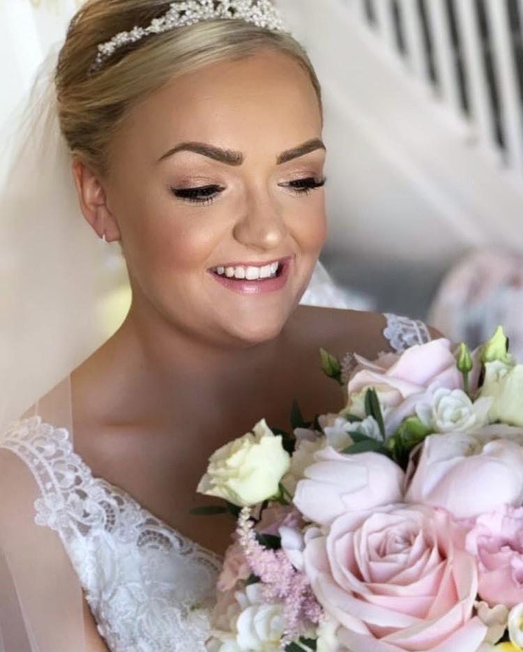- Make Me Bridal Artist: Katie Malin Makeup Artist. #naturalmakeup #bridalmakeup #glambride