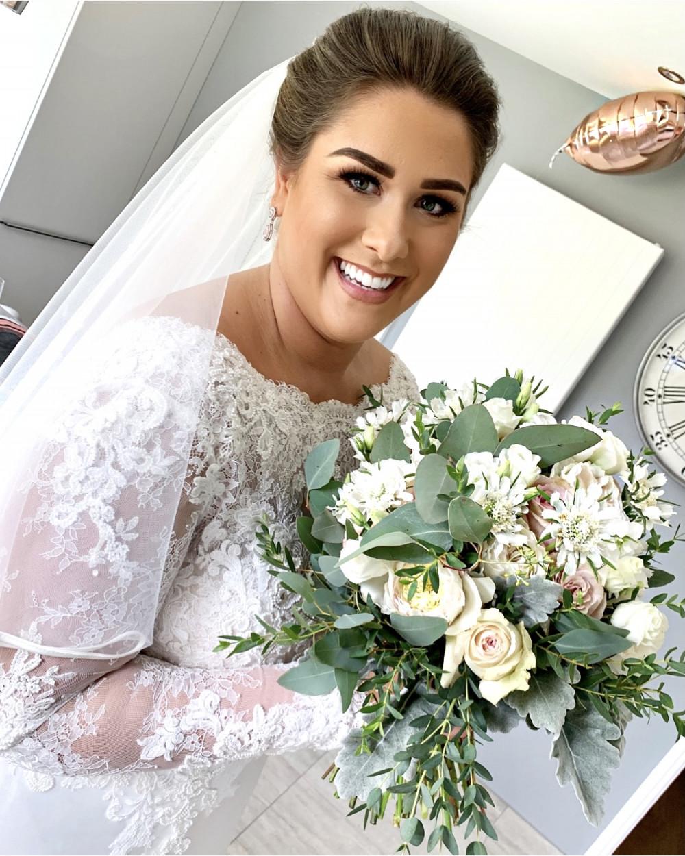 - Make Me Bridal Artist: Katie Malin Makeup Artist. #classic #bridalmakeup #bridalmakeupartist
