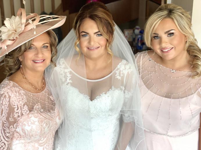 - Make Me Bridal Artist: Katie Malin Makeup Artist. #bridalhair #bridalhairstylist #motherofthebridal #bridalmakeup #bridesmaidmakeup #bridesmaid #motherofthebride #glamorousmum