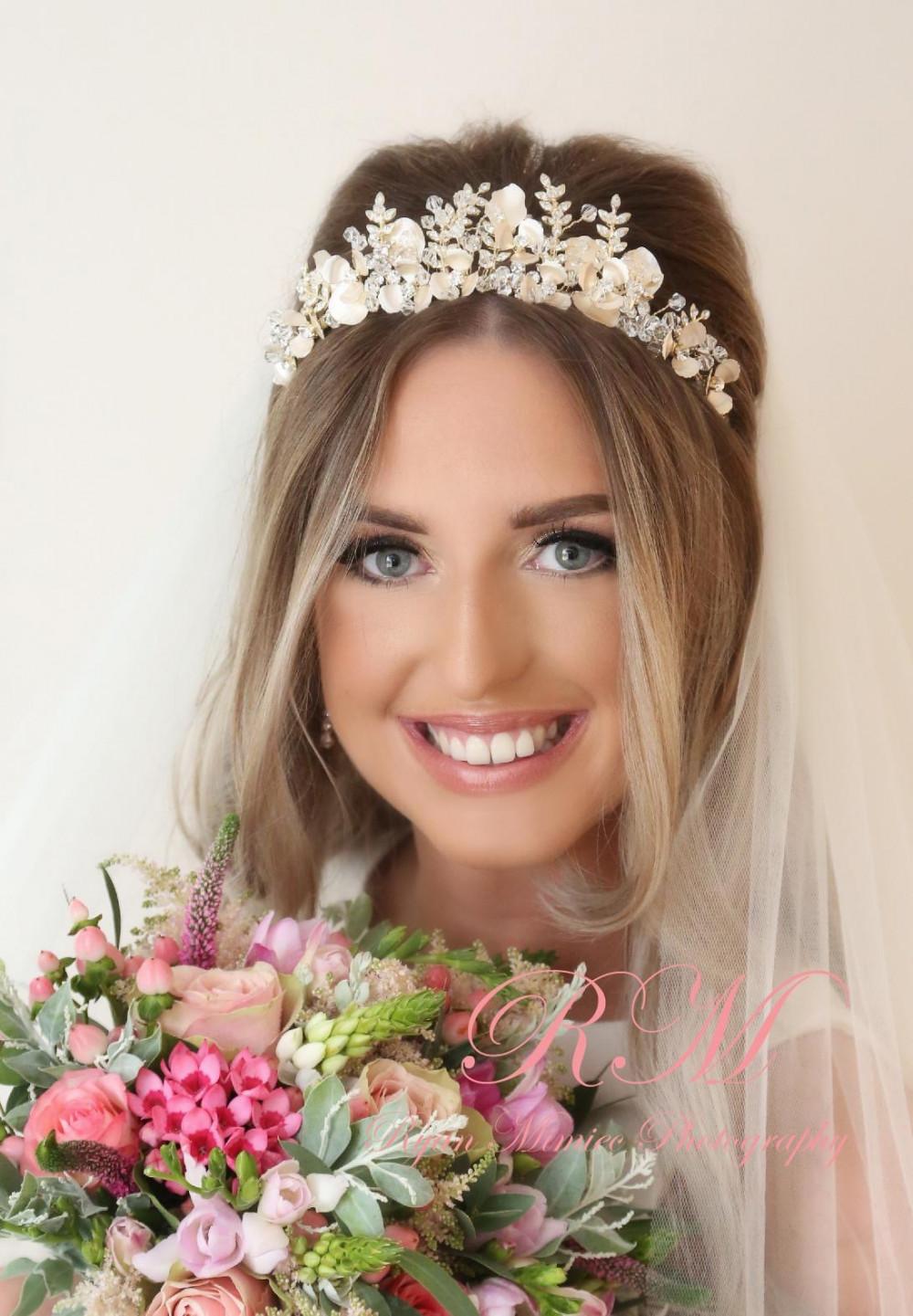 - Make Me Bridal Artist: Katie Malin Makeup Artist. #bridalmakeup