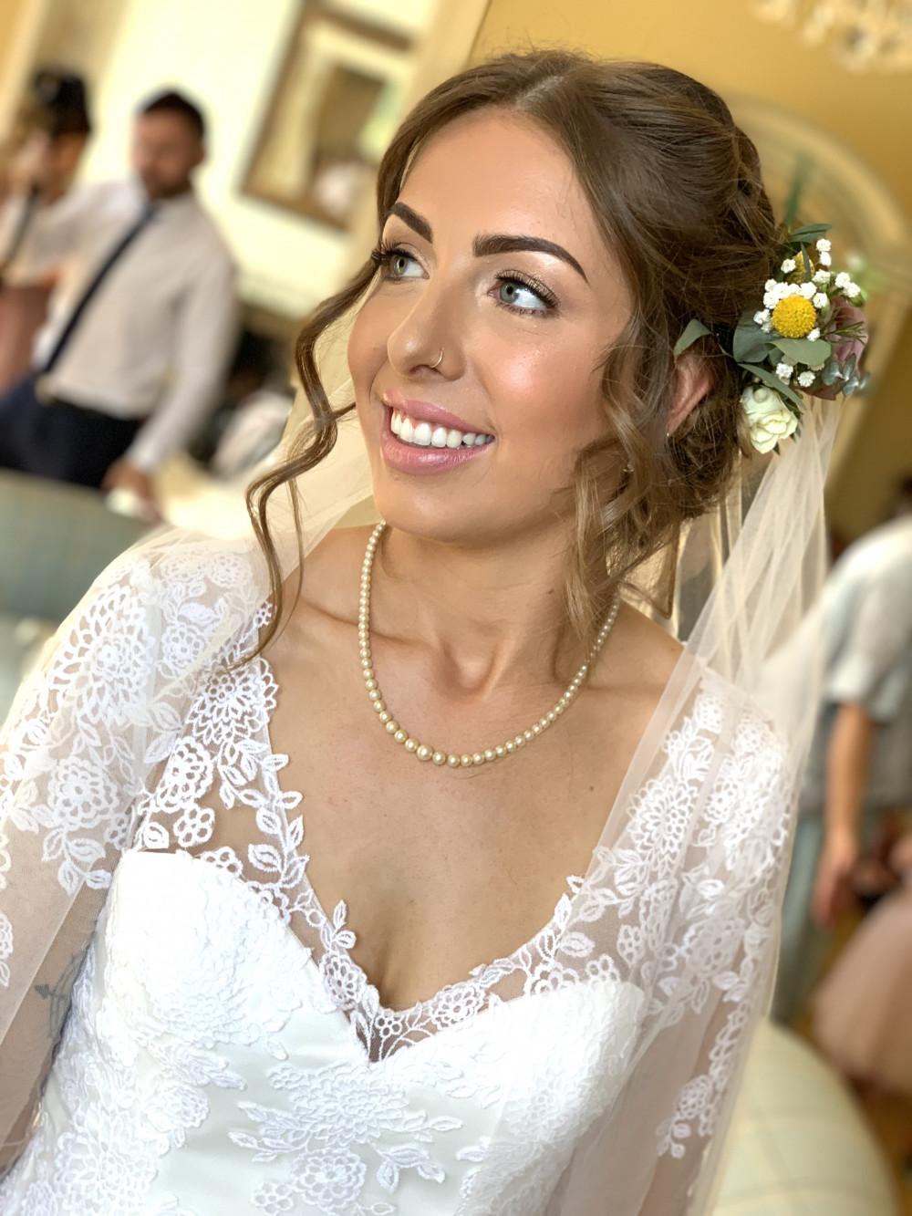- Make Me Bridal Artist: Katie Malin Makeup Artist. #bohemian #bridalmakeup #bridalhair #bridalhairstylist #bohowedding #bohomakeup