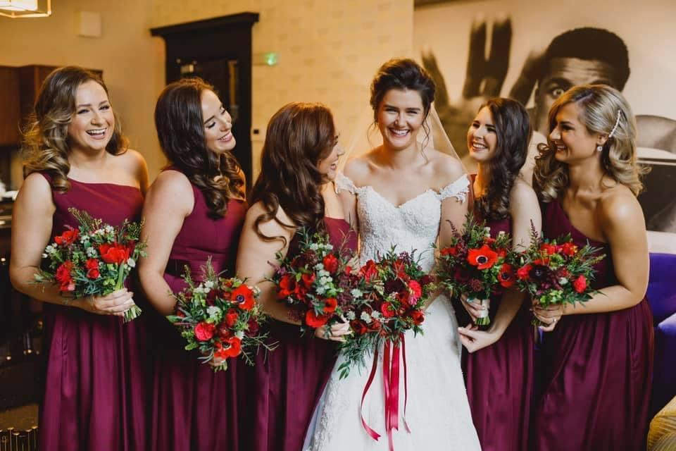 - Make Me Bridal Artist: Katie Malin Makeup Artist. #classic #bridalmakeup #bridalhair #bridalhairstylist