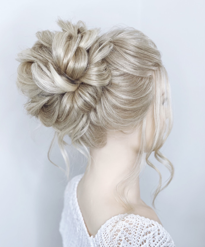 - Make Me Bridal Artist: Holly Louise London. #updo #classic