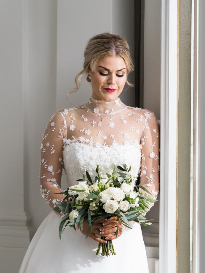 - Make Me Bridal Artist: Makeup by Sabina M. Photography by: John Nassari. #modernbride