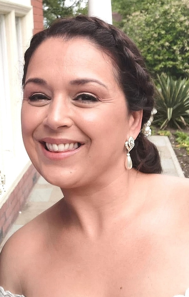 - Make Me Bridal Artist: Loxus Hair and Make-up by Maya Jasinska HMUA. #weddingweddinghairweddinginspobridebridehairveildevonwedding