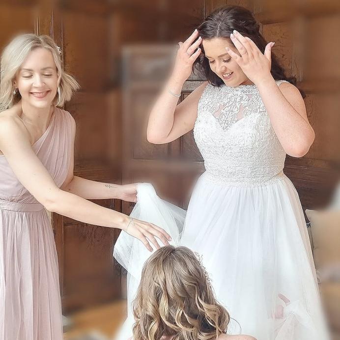 Bride hairstyle - Make Me Bridal Artist: Loxus Hair and Make-up by Maya Jasinska HMUA. Photography by: Me. #classic