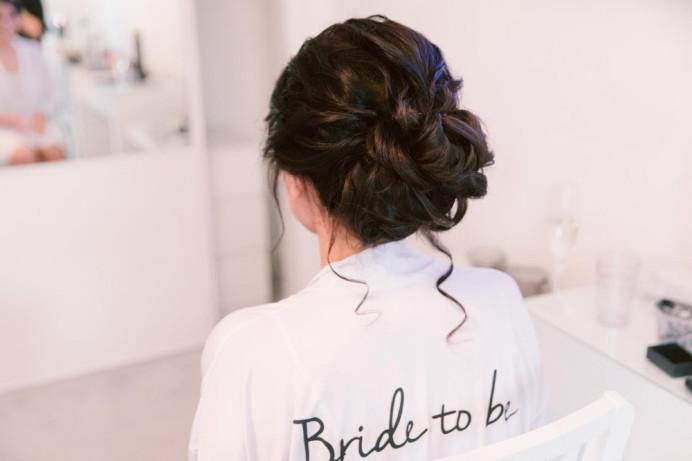 Bride textured hair - Make Me Bridal Artist: Hairbydanielle. #texturedhair