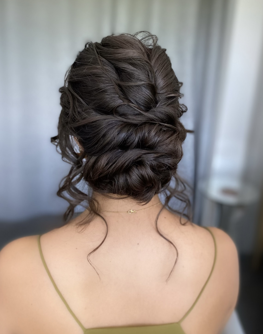 - Make Me Bridal Artist: Bridal hair by Michelle Jewess. Photography by: Michelle Jewess. #texture #lowbun