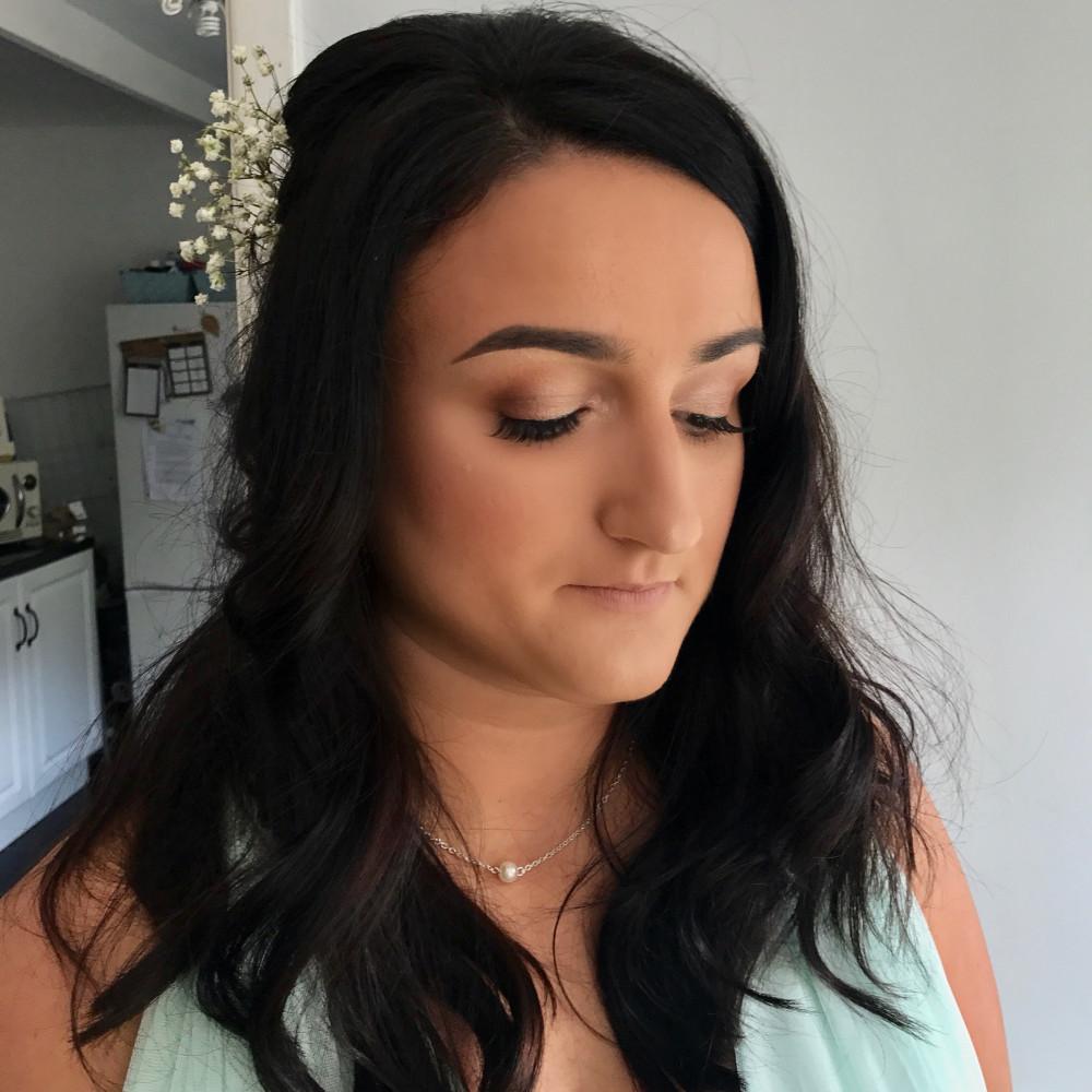 Bridesmaid - Make Me Bridal Artist: Makeup by elj .