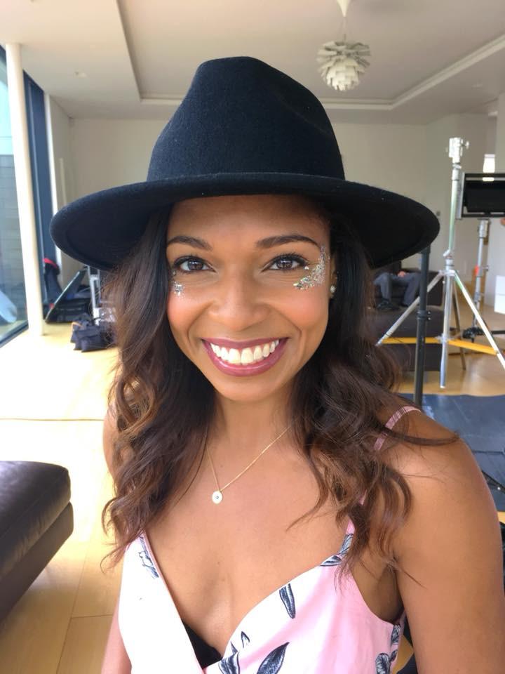 Festival vibes for a corporate video and stills shoot for Dove - Make Me Bridal Artist: Katrina Flavell . #makeup #festivalstyle #festivalmakeup #festivalhair #festivalwedding #festival