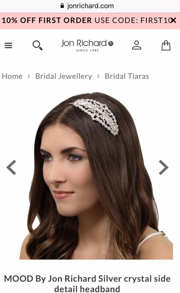 Bridal style hair and makeup for a shoot for Jon Richards Bridal Hair Accessories - Make Me Bridal Artist: Katrina Flavell . #bridalhair #bridalmakeup #bridalhair #bridalhairstylist