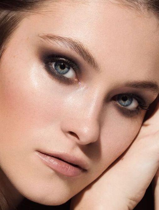 makeup by Bridal by Stefania www.bridalbystefania.co.uk - Make Me Bridal Artist: BridalbyStefania. Photography by: Jeff Tuliniemi. #bridalmakeup #smokeyeyes #editorial