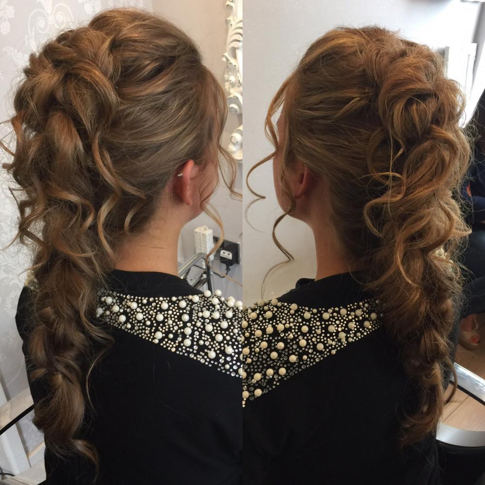 - Make Me Bridal Artist: Sarah Elliott Hair & Makeup Artist.