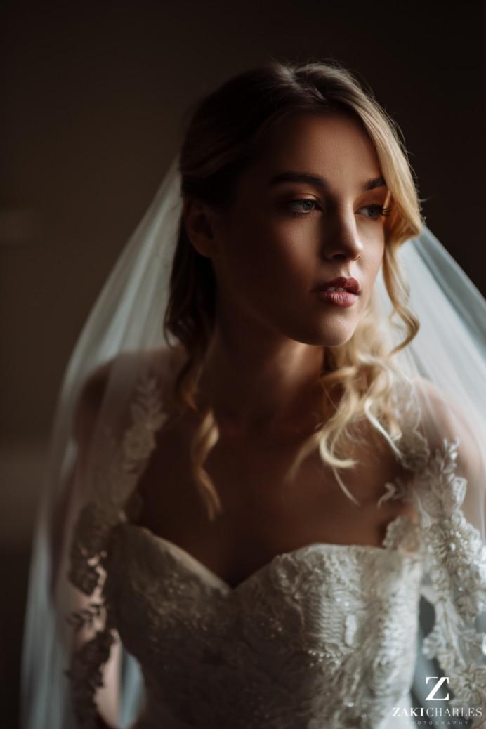 - Make Me Bridal Artist: Abigail M Makeup Artistry. Photography by: Zaki Charles. #classic #bridalmakeup #bridalhair #beauty #bride #beautifulbridalmakeup #classicmakeup #crueltyfreebride #cruetlyfreemakeup #luxurymakeup #crueltyfree
