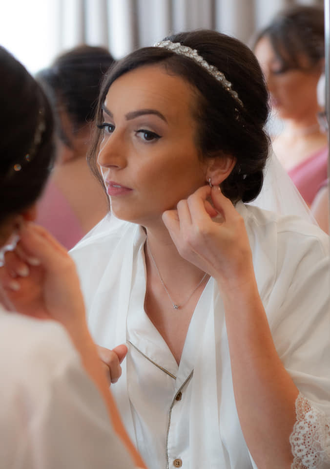 - Make Me Bridal Artist: Ailsa Doc Make-up & Skincare. #classic #glamorous #naturalmakeup #weddingmorning #bridalmakeup #glow #airbrushedmakeup #elegant #pretty #flawlessskin #airbrushmakeup