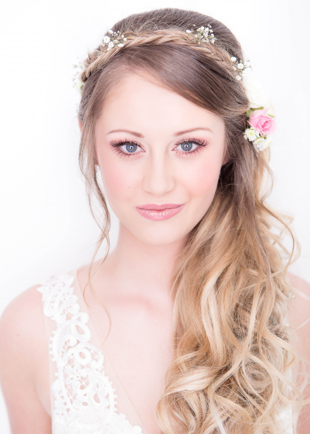 - Make Me Bridal Artist: Debbie lloyd makeup artist . Photography by: Scott Miller.