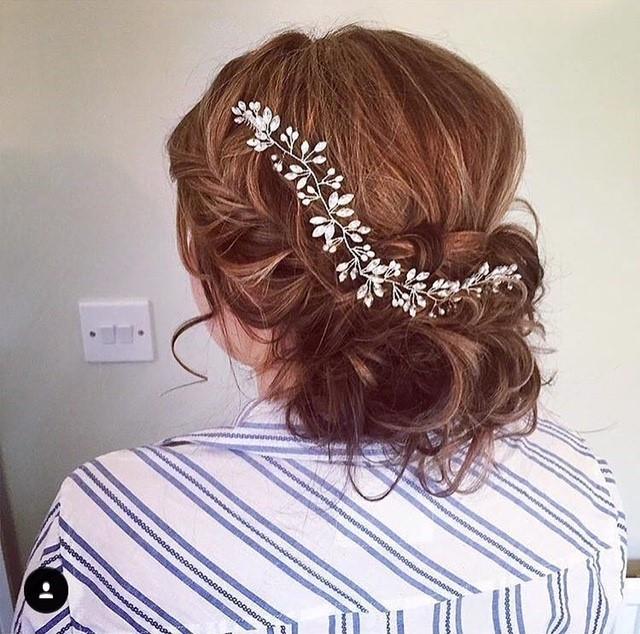 - Make Me Bridal Artist: Hair By Natalie UK. #bohemian #glamorous #boho #bridalhairstylist #brideshair