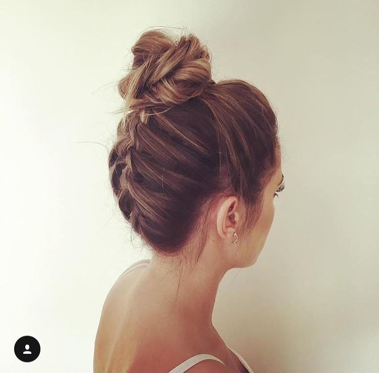 - Make Me Bridal Artist: Hair By Natalie UK. #boho #bridalhair #bridesmaidhair #braidedupdo #braids #brides