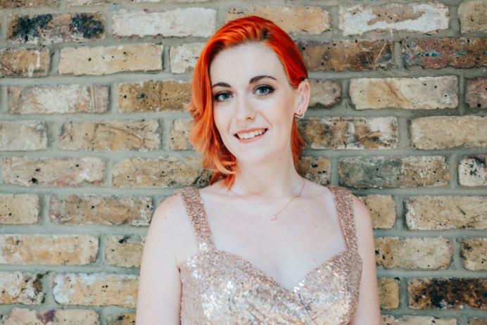 Happy Bridesmaid - Make Me Bridal Artist: Mels Brides. Photography by: Genevieve Hawkins. #glamorous #boho #bridalhair #bridalmakeup