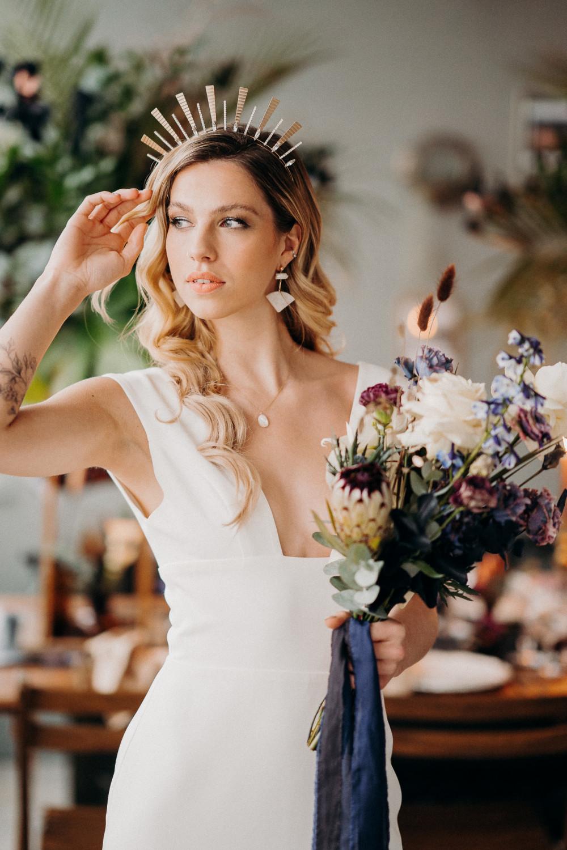 - Make Me Bridal Artist: Keri Clark Hair and Makeup. #classic #vintage #glamorous #bridalmakeup #fresh