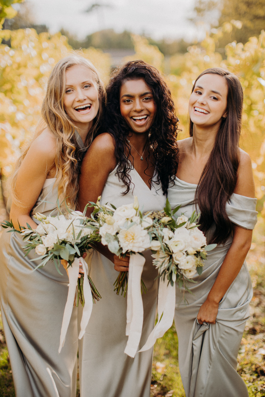 - Make Me Bridal Artist: Keri Clark Hair and Makeup. #vintage #naturalmakeup #bridesmaid