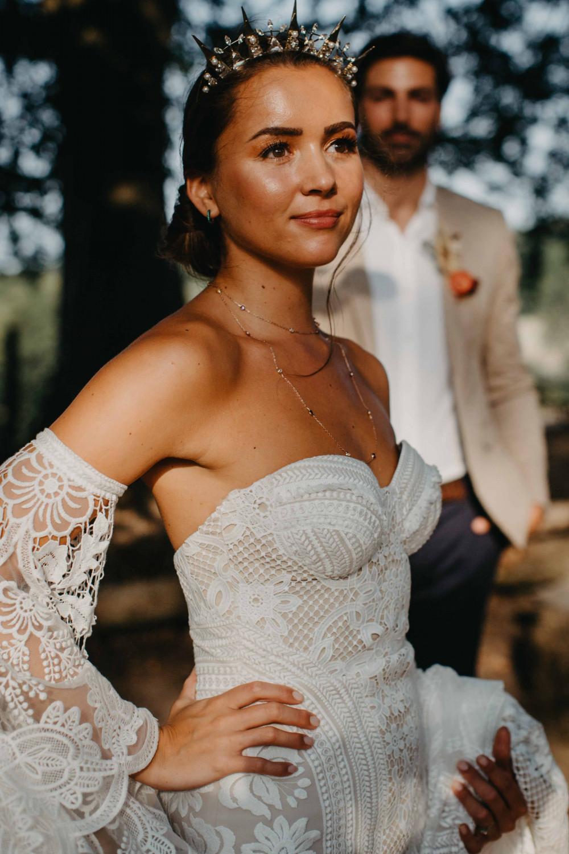 - Make Me Bridal Artist: Keri Clark Hair and Makeup. Photography by: Sammy Taylor. #bohemian #boho #naturalmakeup #bridalmakeup