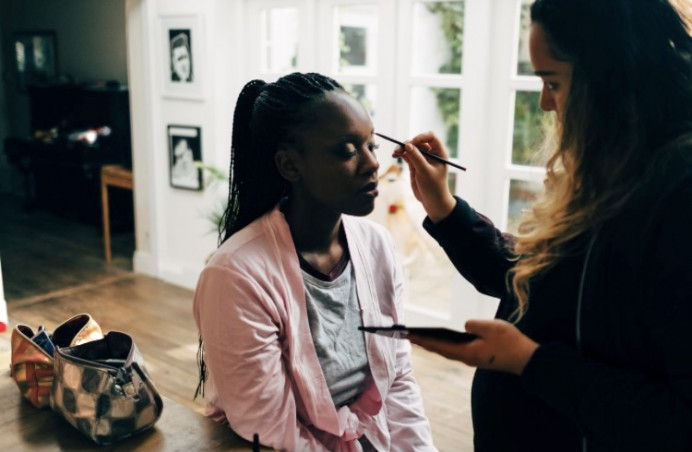 - Make Me Bridal Artist: Alessia Grace Makeup. #bridesmaidhairandmakeup